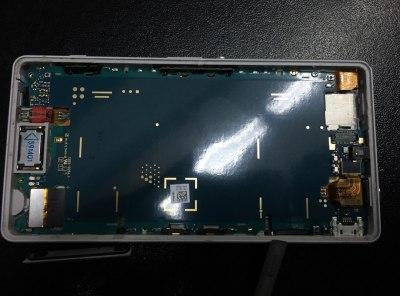 плата Sony Xperia Z3 Compact D5803
