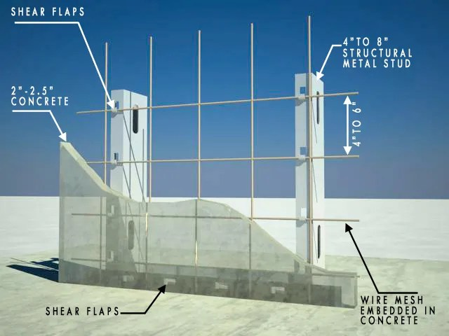 Tech Info « Hi-Tech Tilt™ Insulated Concrete Panels - Concrete Wall Insulation