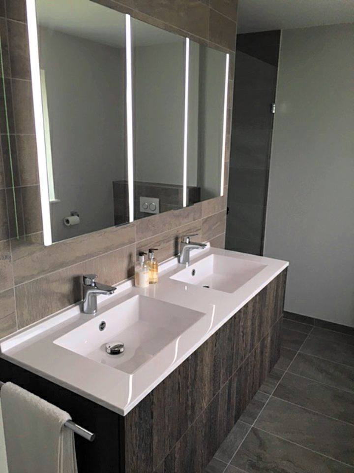 Bathroom Mirrors With Shaver Sockets Making Bathrooms Beautiful | Hib