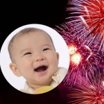 花火大会に赤ちゃんはいつから大丈夫?音で耳や鼓膜は平気?
