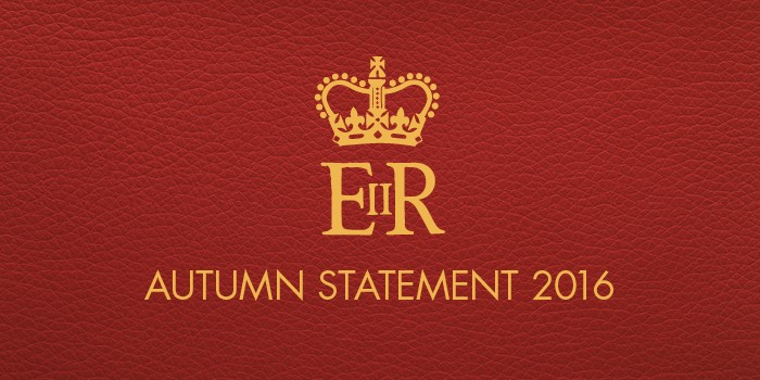 Autumn Statement 2016
