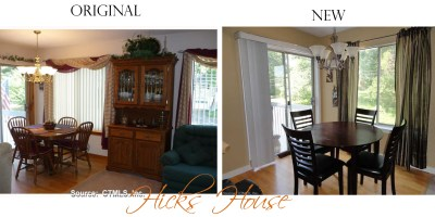 wood trim | Hicks House
