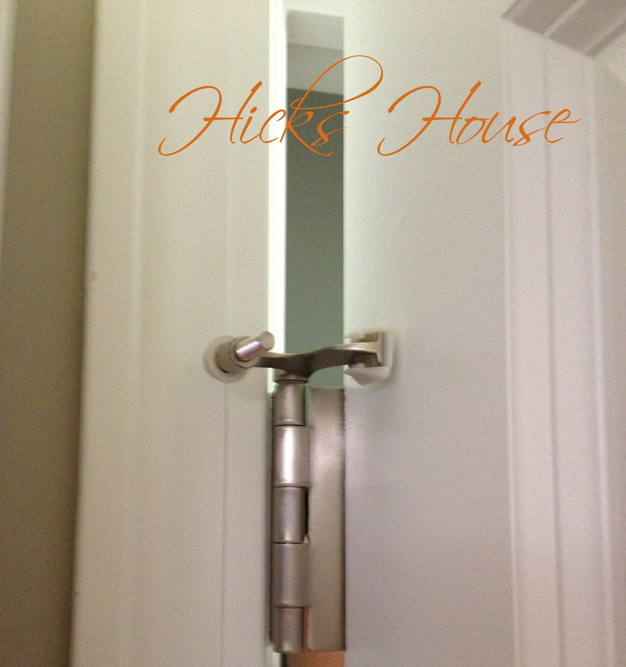 "Home Depot Nickel Door Handles A New ""turn"" 
