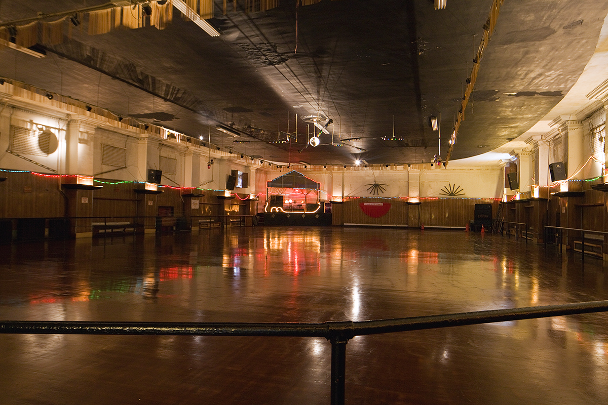 Established in 1932 it is the oldest continually operating roller rink in philadelphia and