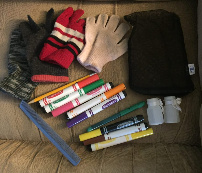 day 18 decluttering challenge