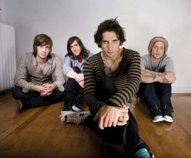 all american rejects leave: