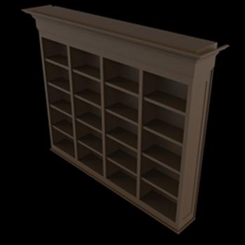 Sliding Bookcase