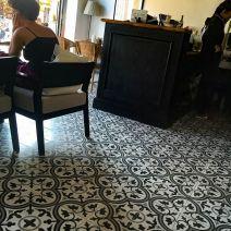 Renovated Floor Tiles