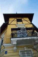 Interesting architecture in Altperlach