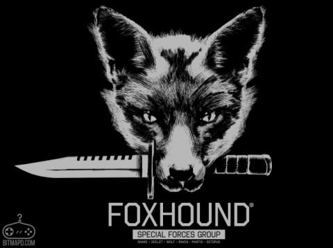 October Fall Wallpaper Metal Gear Solid Foxhound Crew Hide Your Arms