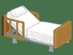 介護用電動ベッドの使い方,選び方,種類