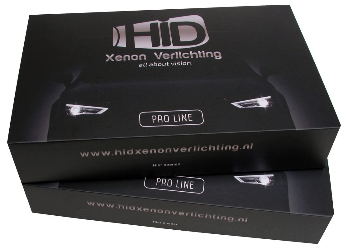 Xenon Verlichting En Halogeen H4 Halogeen Xenon Kit Pro Can Bus