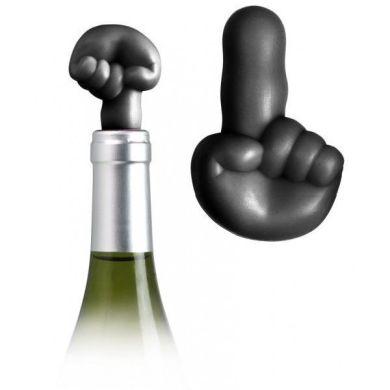 dedao de borracha  pra fechar garrafa