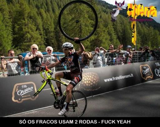 ciclismo like a boss