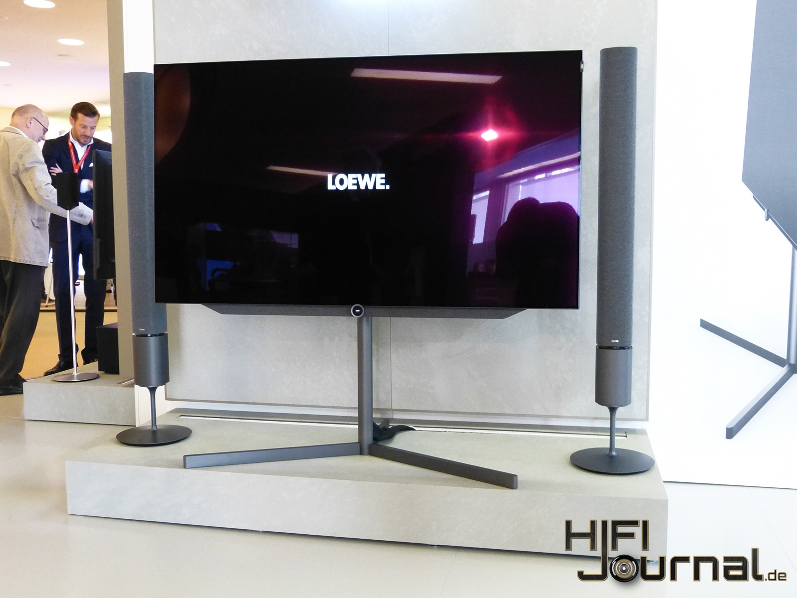 Bild Bild Bild Loewe Bild 7 Im Hands On Video Hifi Journal