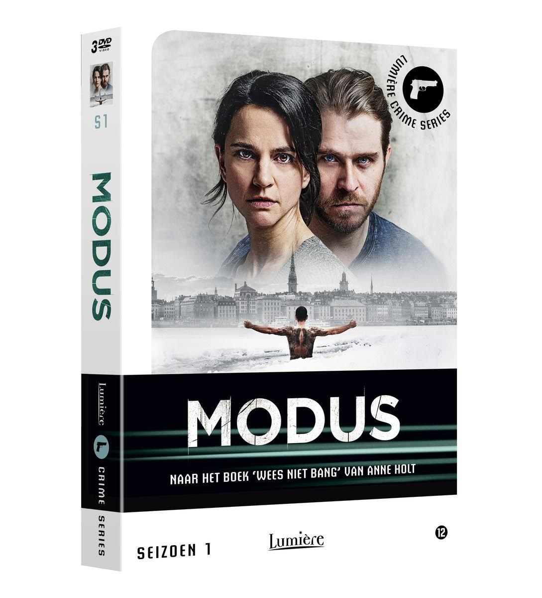 Zweedse Series Review Modus Dvd
