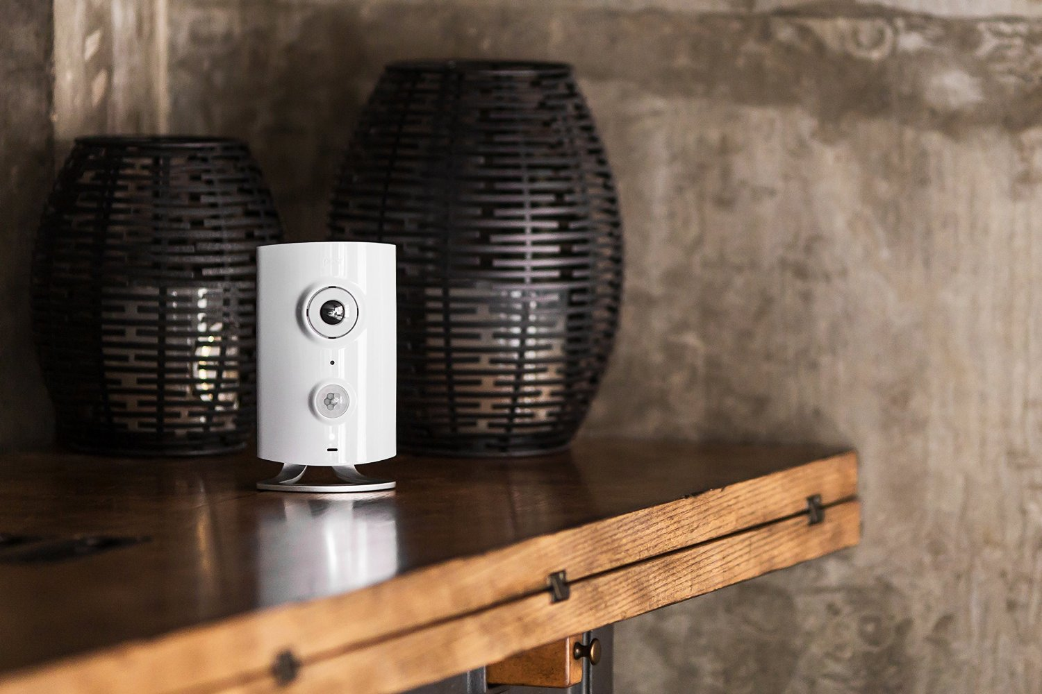 Diy Home Security Cameras Reviews Wireless Ip Camera Piper All In One White Classic Review