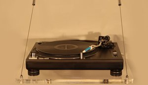 Wall Mounted Turntable Shelf From Audio Suspension Hifi Pig