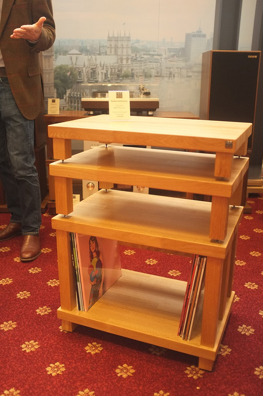 Atacama Hifi Rack Review Sound And Vision The Bristol Show 2017 Part 5 Hifi Pig