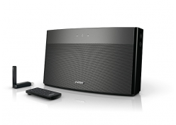 Test Minianlagen Bose Soundlink Wireless Music System - Wohnzimmer Soundsystem Test