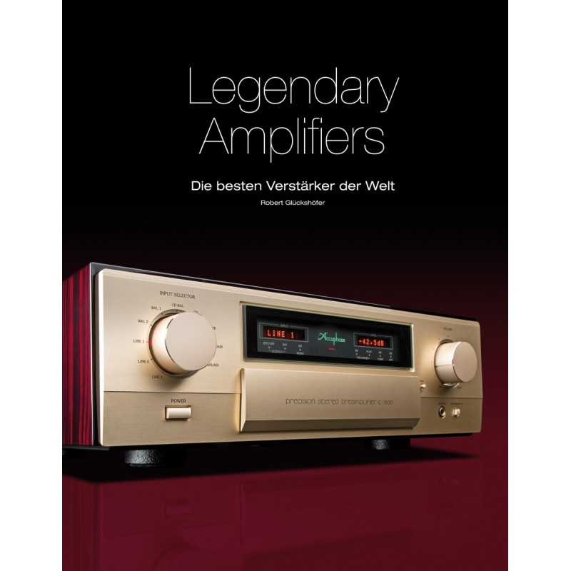 Praxis Vinyl Legendary Amplifiers (buch)