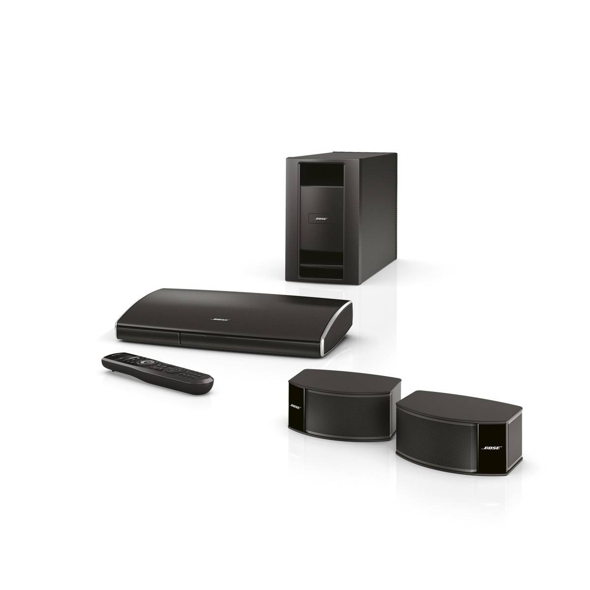 Bose Home Cinema Bose® Lifestyle® 235 Series Ii Home Entertainment System | Archive | Bose | Hifix
