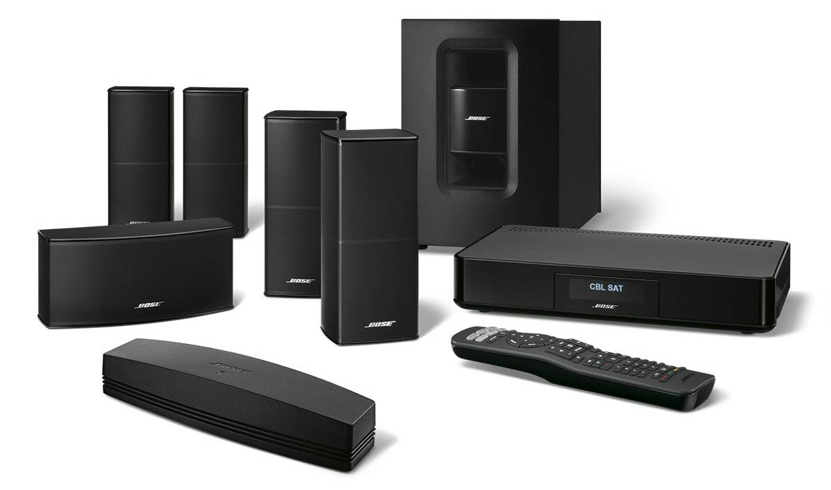 Bose Home Cinema Bose® Soundtouch™ 520 Home Cinema System | Archive | Bose | Hifix