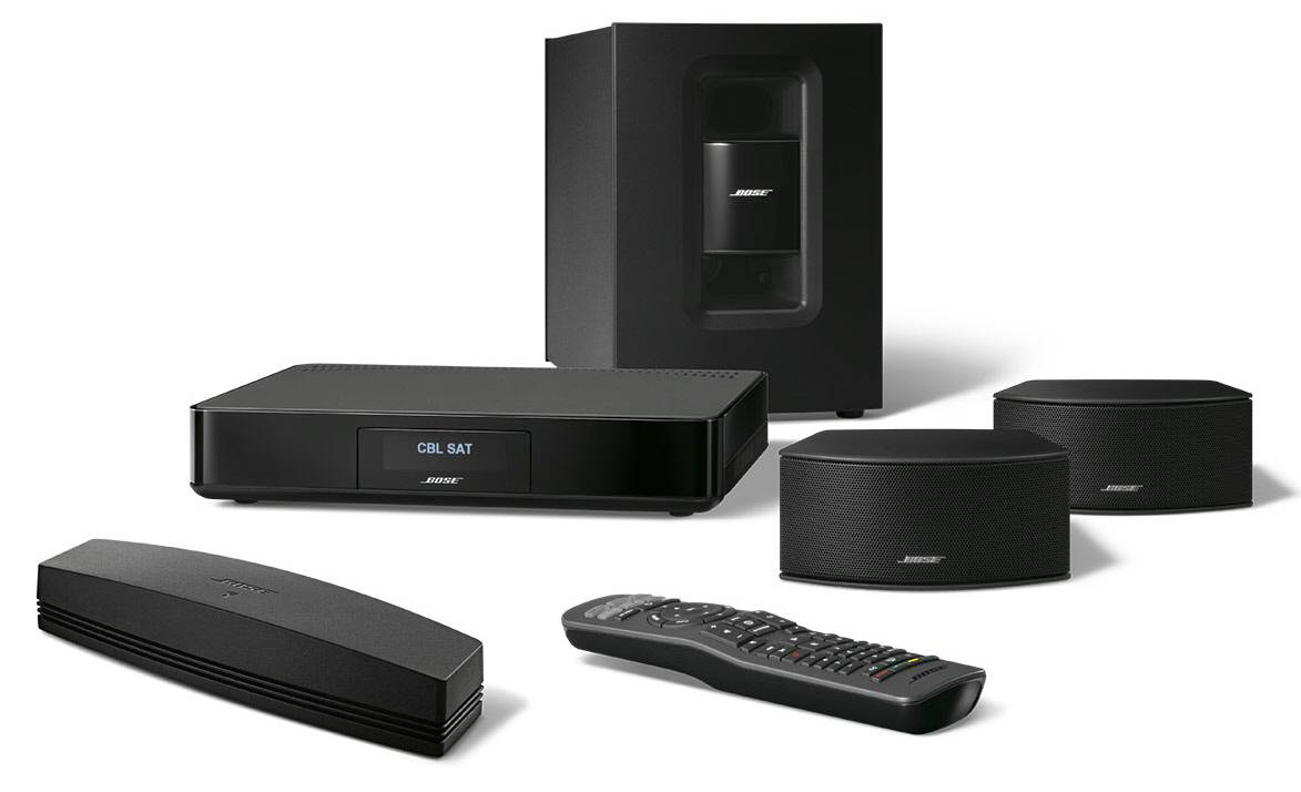 Bose Home Cinema Bose® Soundtouch™ 220 Home Cinema System | Archive | Bose | Hifix