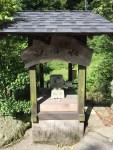 長崎の名水スポット。滝の観音『観音水』