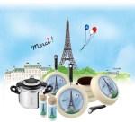 フランスを旅する気分で♪ イオン限定!パリ旅コレクションT-fal(ティファール) イオン東長崎店