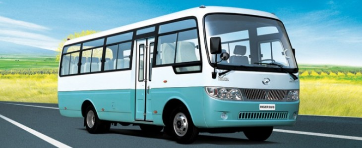 KLQ6728-Mini Bus - Products - HIGER BUS Company Limited