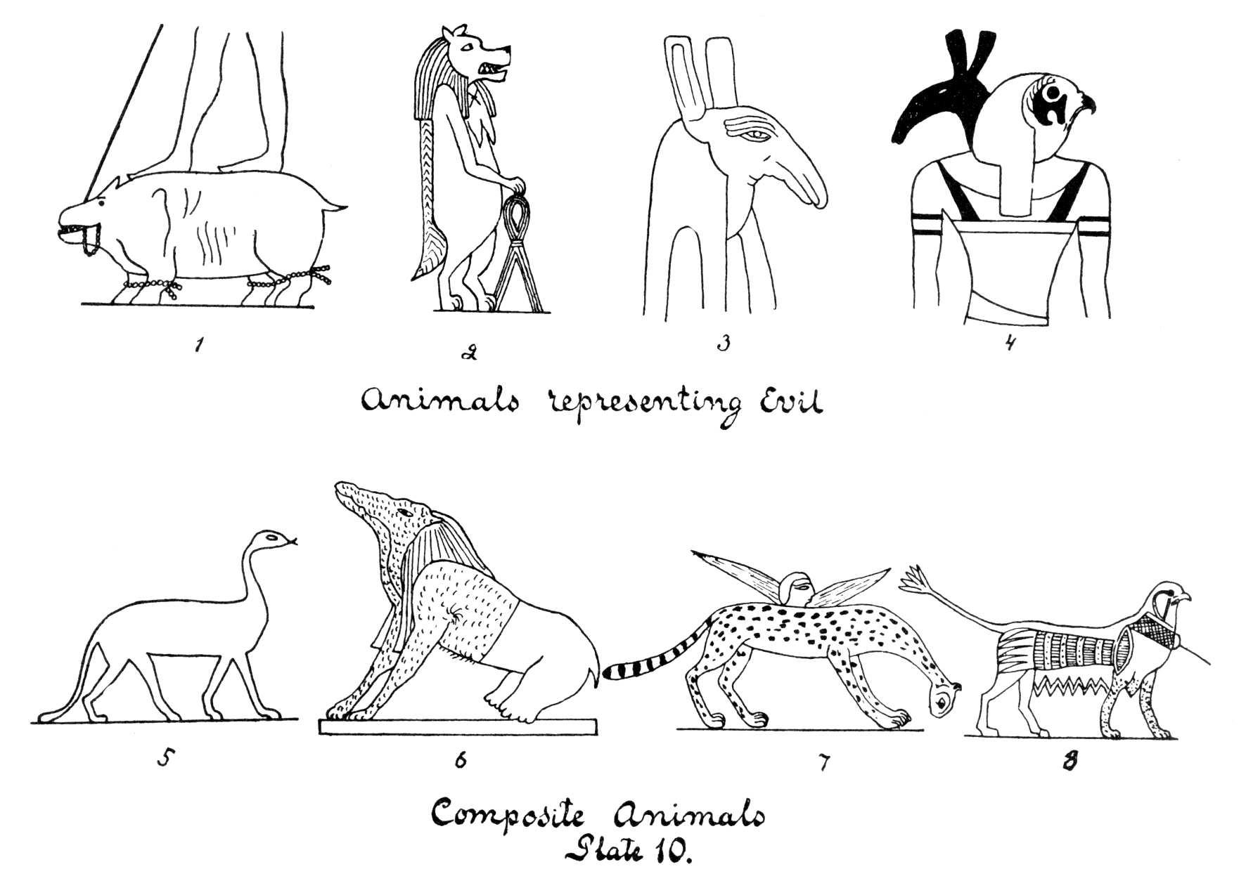 egyptian god family tree nut