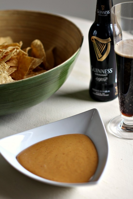 Guinness Beer Cheese Dip | High Heels To Hot Wheels