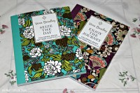 Review of Vera Bradley adult coloring books  High ...