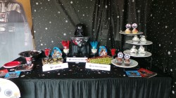 Small Of Star Wars Party