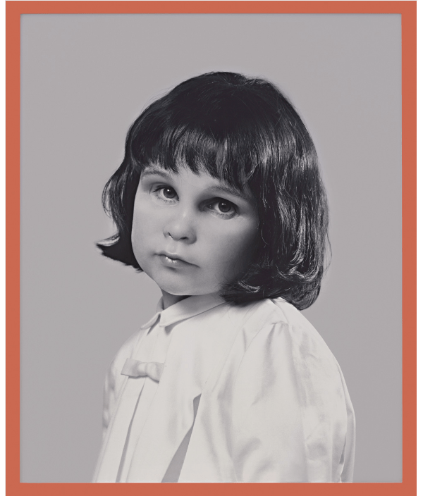 Gillian Wearing Self-Portrait at Three Years Old