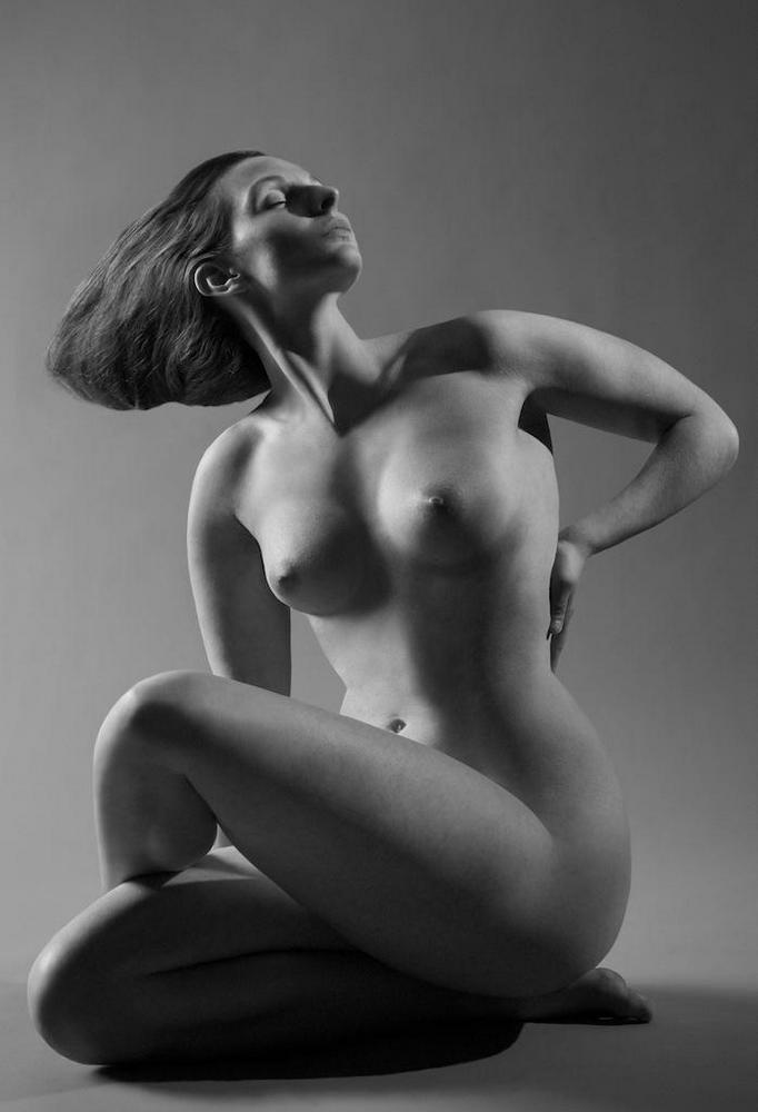Koen Hauser The Series Sculptural Nudes