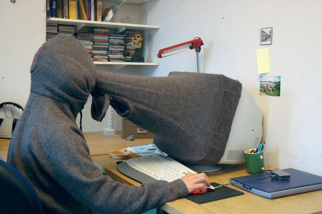 Joe Malia  Computer Hood
