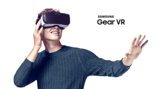 VR experience by ©Samsung