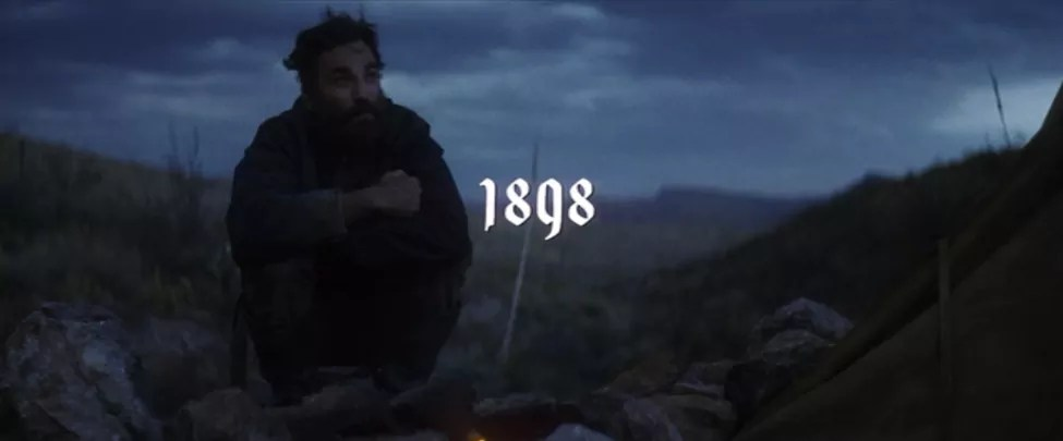There will be blood 1898