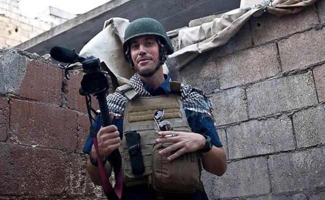 James Foley Story
