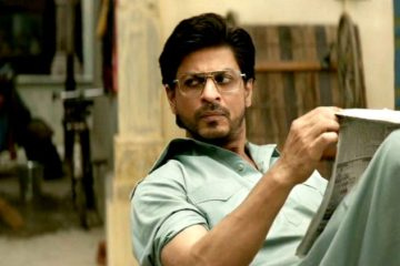 Shahrukh Khan as Raees