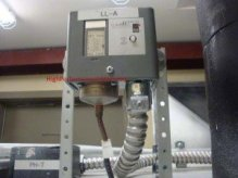 Air Handler Water Coil Freeze Stat - Freezing Protection Control