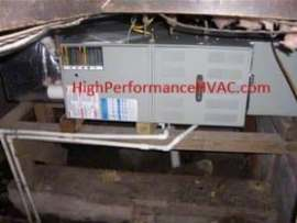 Trane 90 Plus High Efficiency Gas Furnace