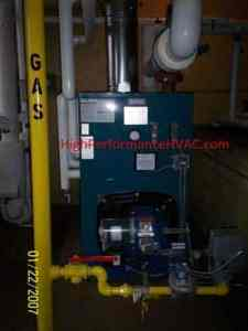 HVAC Gas Boiler - Hot Water Gas Boiler - Hot Water Heating