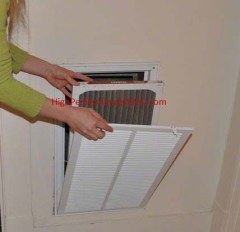 HVAC Furnace Filters Maintenance and Indoor Air Quality