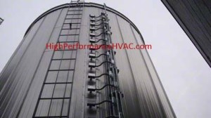 Chilled Water Storage Tank