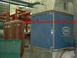 Hot Water Boiler Economizer PreHeater