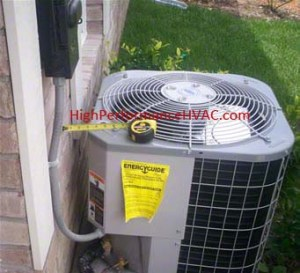 Condensing Unit Too Close to House
