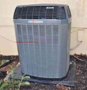 Heat Pumps - Trane Heat Pump Condenser